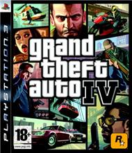 GTA IV (PS3)