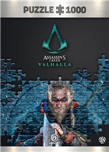 Puzzle Assassins Creed: Valhalla 1000 pcs (Good Loot)