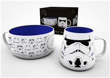 Star Wars - Stormtrooper Breakfast set