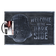 Star Wars (Welcome to the Darkside) Rubber Doormat
