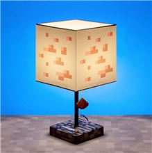 Minecraft - Redstone Ore Lamp