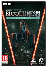Vampire: The Masquerade Bloodlines 2 Unsanctioned Edition (PC)