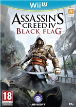 Assassins Creed IV: Black Flag (WiiU)