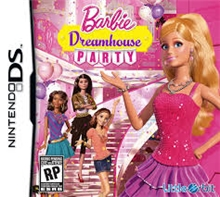 Barbie: Dreamhouse Party (NDS)