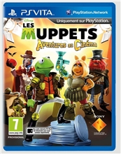 The Muppets: Movie Adventures (PSV)