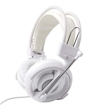 E-Blue, Cobra I, Gaming Headset with Microphone, white, 3.5mm Jack (PC)