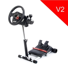 Wheel Stand Pro, Stand for Wheel and Pedals for Logitech GT /PRO /EX /FX and Thrustmaster T150 WS0001