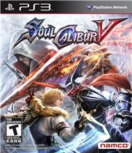 Soulcalibur V (PS3)