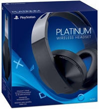 Playstation Platinum Wireless Headset (PS4)