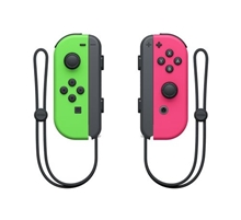 Controllere Joy-Con - Neon Green/Neon Pink (SWITCH)