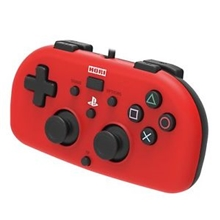HORI - Wired Controller Light - Controller - red (PS4)