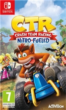 Crash Team Racing: Nitro Fueled (SWITCH)