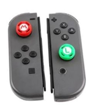 Joy-Con Analog Stick Caps - Super Mario - Mario a Luigi (SWITCH)