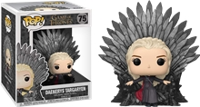 Figure (Funko: Pop) Game of Thrones - Daenerys Targaryen on Throne