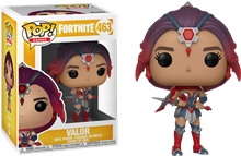Figure (Funko: POP) Fortnite - Valor
