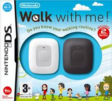 Walk with me! + 2x Activity Meter (NDS)