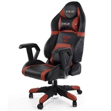 Gaming Chair E-Blue COBRA RACING - red