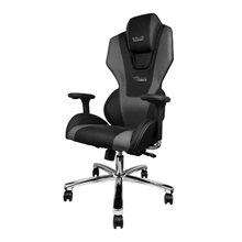 Gaming Chair E-Blue MAZER - black