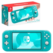 Console Nintendo Switch Lite - Turquoise (SWITCH)